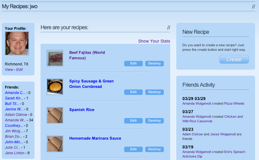 My_recipes